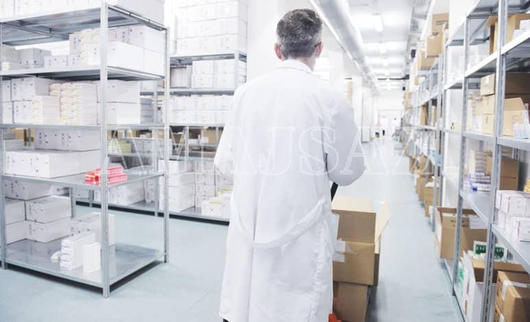 انبارداری، اصول و قواعد کلی داروخانه - آماج ساز